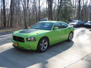 Dad\'s 2007 Dodge Charger