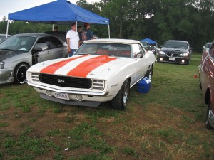 1969 Chevy Camero Pace Car