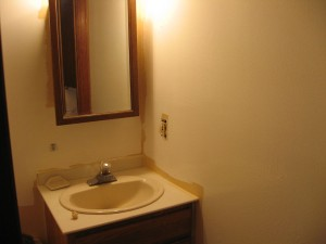Downstairs Half Bathroom