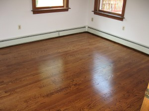 Spare Bedroom Floors